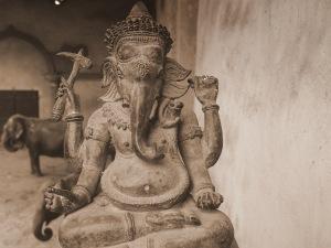 Buddah Elefant